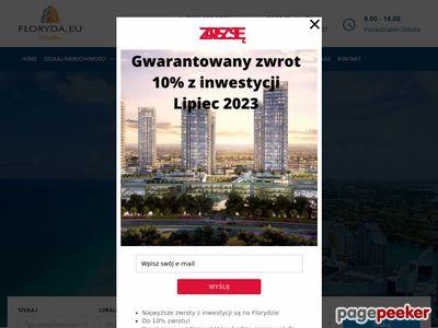 Domy na sprzedaż Floryda