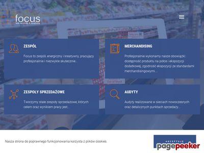 Focus - zbadanie jakości obsługi konsumenta