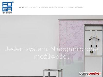 Foga - systemy wystawiennicze i profile aluminiowe
