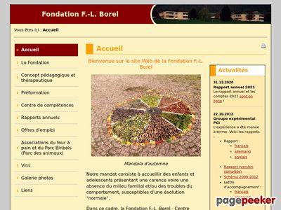 >Fondation Borel (Dombresson) - A visiter!