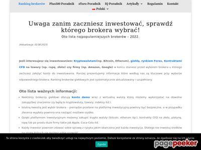 ForexMoney.pl - Rynek Walutowy Forex dla Każdego