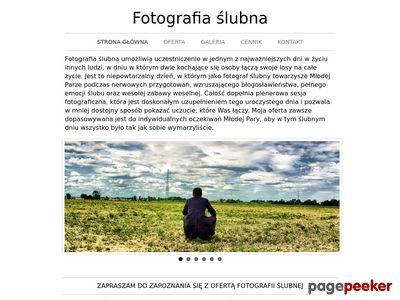 Bydgoszcz - fotografia ślubna