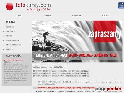 Kursy Fotografii Lublin