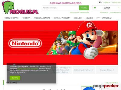 Frogles.pl - koszulki Marvel