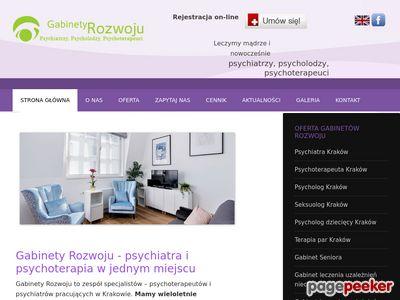 Psychoterapeuta Kraków
