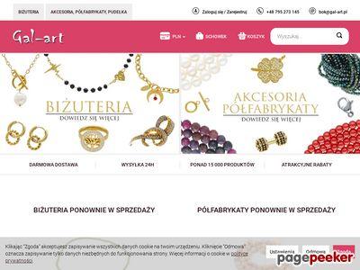 Gal-art.pl, biżuteria modułowa, hurt i detal