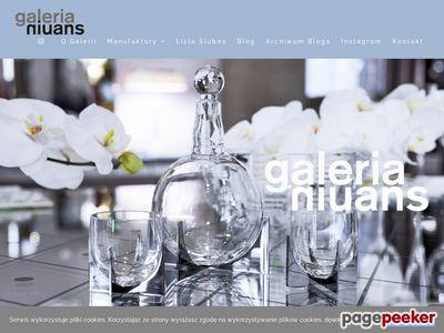 Galeria Niuans - Piękne wnętrze