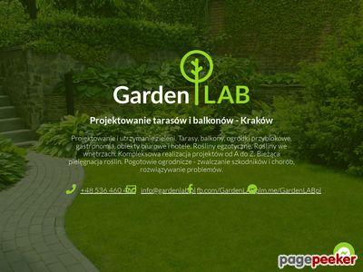 Gardenlab.pl - projektowanie balkonów