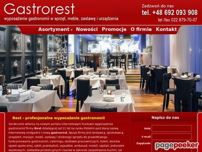 Gastrorest.pl automatyczne separatory tluszczu