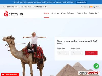 Read more about: Cheap Egypt Tours