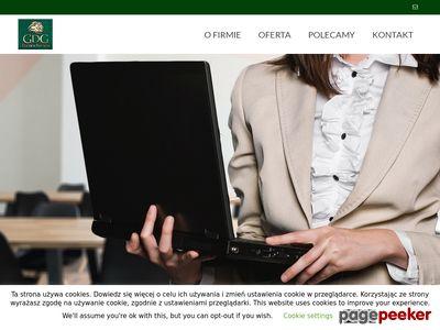 GDG Biznes rachunkowość