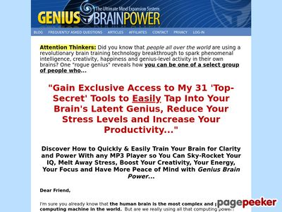 Brainwave Entrainment, IQ Increase, Easy Meditation, Mind Power, Genius Brain Power