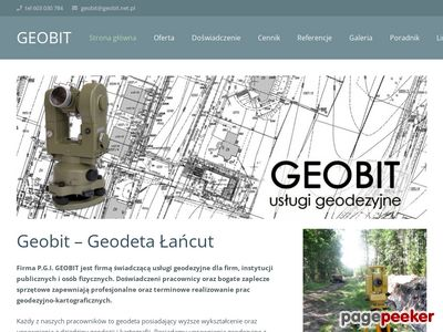 Usługi geodezyjne Rzeszów