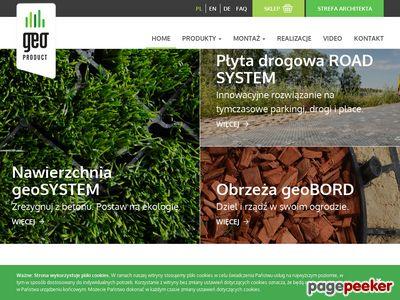 GeoProduct.pl systemy geoBORDER i geoSYSTEM