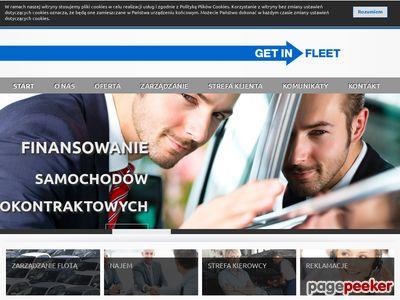 Getinfleet.pl - Wynajem auta