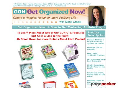 GON-GTG Affiliate Product Page (ClickBank Old)