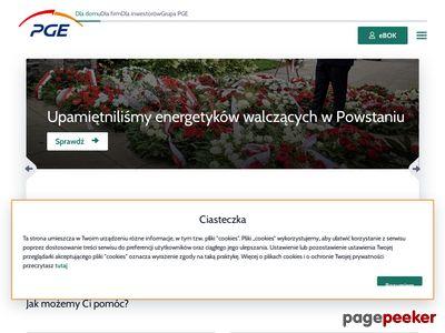 Dostawcy energii elektrycznej - gkpge.pl