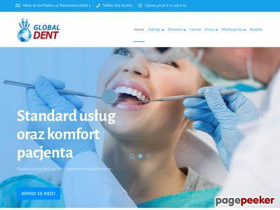 Dentysta Stomatolog Radom Global Dent