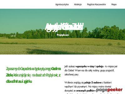 Agroturystyczne Gospodarstwo Ekologiczne