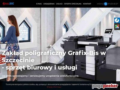 GRAFIX BIS Skanowanie dokumentów szczecin