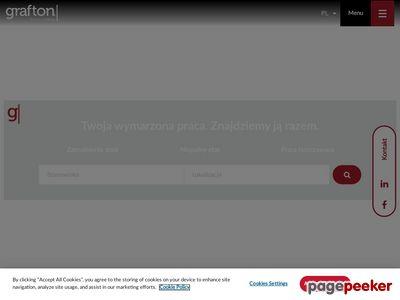 Grafton.pl - praca w Polsce i za granicą