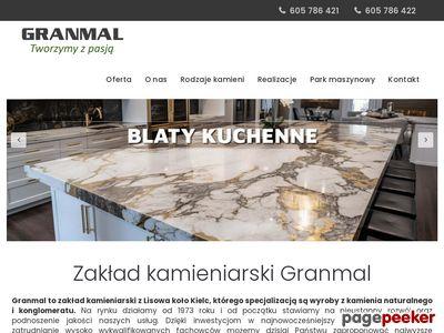 GRANMAL Zakład Obróki Kamienia Naturalnego