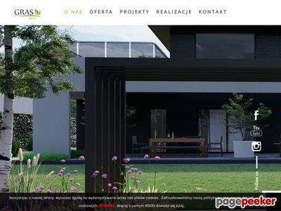 GRAS projektowanie zieleni kujawsko pomorskie