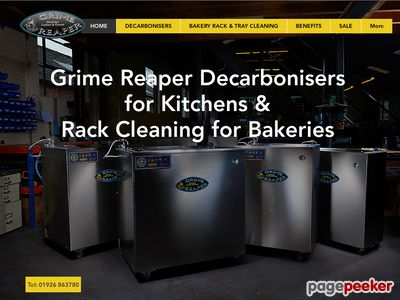 Grime Reaper Products Screenshot