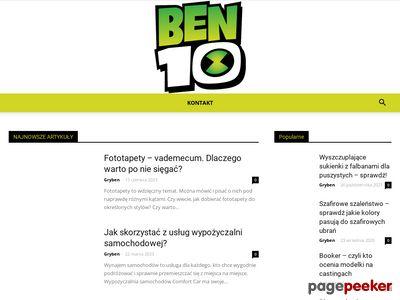 Gry ben 10