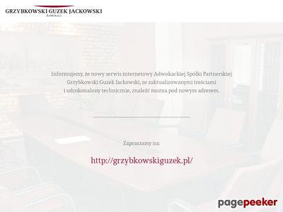 Radca prawny Poznań