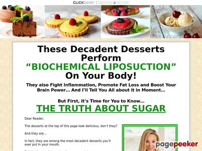 Guilt Free Desserts – Guilt Free DessertsGuilt Free Desserts – 50 Simple Recipes You Can Use to Whip-Up All-Natural, Gluten-Free, Diabetic-Safe, Mouthwatering Desserts