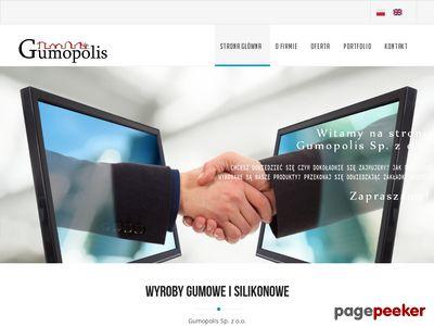 Wyroby z gumy gumopolis.com.pl
