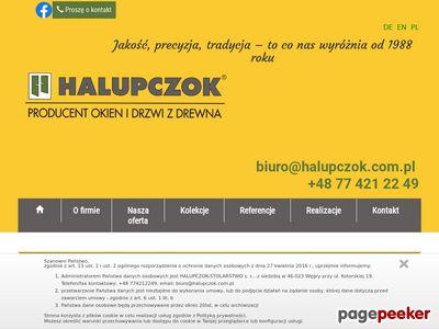 Halupczok Stolarstwo Wrocław - drzwi drewniane