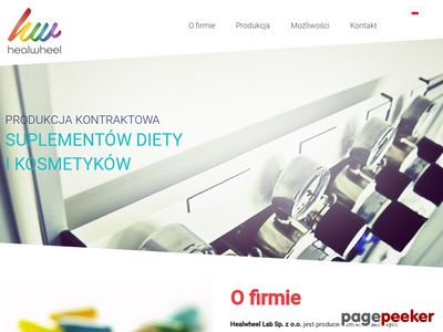 producent suplementów