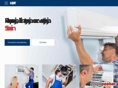 Heatszczecin.pl - ogrzewanie nadmuchowe