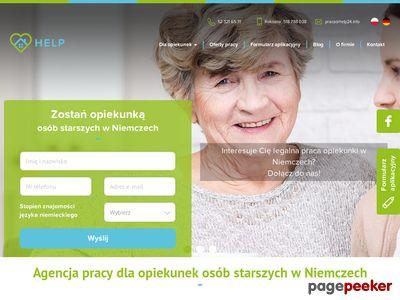 HELP - opieka nad osobami starszymi