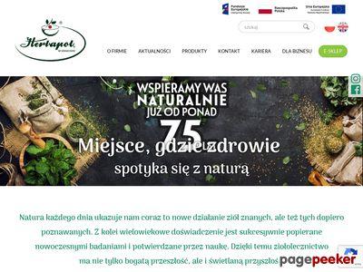 Herbapol w Krakowie SA - Herbatki Odchudzające