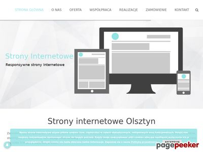 Strony internetowe Olsztyn - Holigo