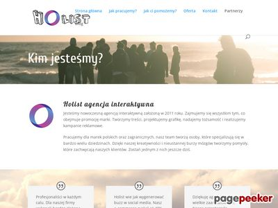 Holist Marketing - doradztwo marketingowe