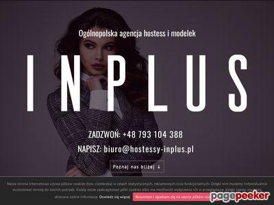 Hostessy Kraków, Warszawa- Agencja hostess InPlus