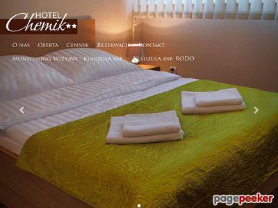 Bydgoszcz hotele - sprawdź
