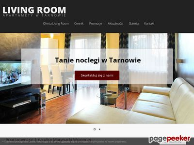 Hotel Tarnów - Living Room