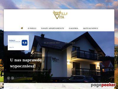 Hotel w górach Muszyna