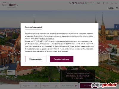 Hotel Duet Wrocław