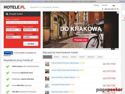 Hotele.pl: najlepsze oferty hoteli z Polski