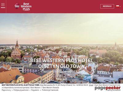 Hotel Kopernik - noclegi Olsztyn