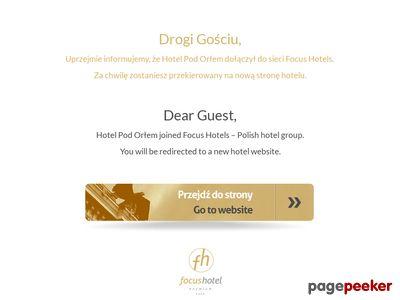 Wesela Bydgoszcz - Hotel Pod Orłem Bydgoszcz