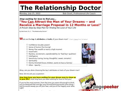 How to Find the Man of Your Dreams
