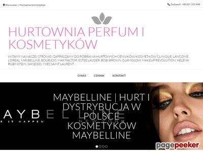 Www.hurt-perfumy.pl - hurtownia kosmetyczna