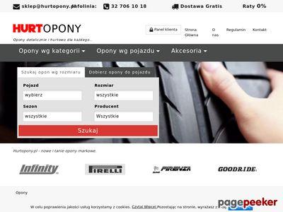 Opony rolnicze Hurtopony.pl